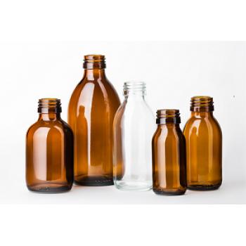 Barna gyógyszertári üveg 1000ml