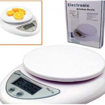Digitális konyhai mérleg 5kg/1g