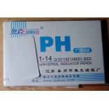 Ph indikátor csík, PH1-14
