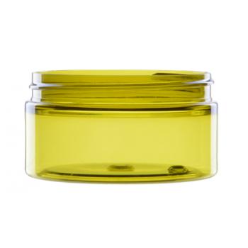 Kozmetikai tégely 100 ml-es (fehér tetővel)